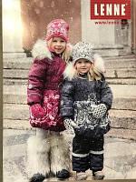 Предзаказ зимней коллекции Lenne  2017-2018