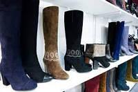 Обувь женская натуральная кожа опт осень-зима