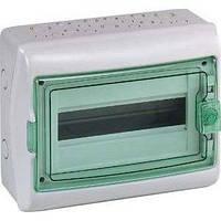 Щит электрический навесной пластиковый IP65, 12 мод. Kaedra Schneider Electric 13981