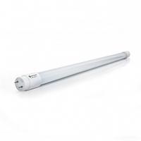 Светодиодная лампа трубчатая 1500мм T8 24Вт 6400K Евросвет L-1500-6400-13 G13 2200Lm стекло
