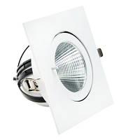 Встроенный LED светильник 30W 4000K белый 40 ° для торговых помещений VL-XP02F-30W