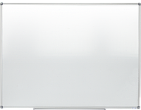 Доска магнитная сухостираемая, 90х120см, алюм.рамка
