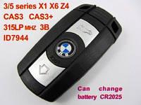 Ключ для Bmw x5, x6 CAS 315LP MHz ID7944 BMW 6954809 01