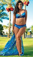 Купальник классический Amarea 17237 50 Синий