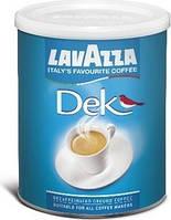 Кофе Лавацца DECAFFEINATO  в ж/б*250г