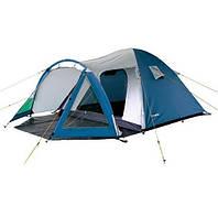 Палатка туристическая, палатка семейная, 3-х местная туристическая палатка KingCamp Weekend KT 3008