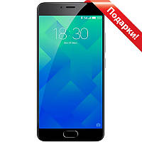"Смартфон 5.2"" Meizu M5 M611A, 3GB+32GB Белый 8 ядер MediaTek MT6750 камера 13+5 Мп Android 6 + селfи в подарок"