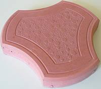 Формы для тротуарной плитки «Медуза» глянцевые пластиковые АБС ABS