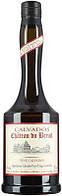 Кальвадос Fine Calvados 0,7л 40% (выд.3года) (Франция, Нормандия,ТМ Chateau du Breuil)