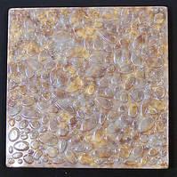 Формы для тротуарной плитки  «Галька большая» глянцевые пластиковые АБС ABS, фото 1