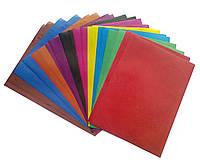 Набор цветной бумаги А4 20 листов, фото 1