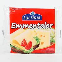 Сыр тостовий Lactima Emmentaler 130 г