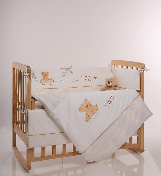 Детская постелька My Mammy Golden