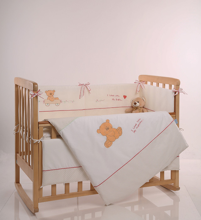 Детская постель My Mammy Red