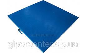 Весы платформенные ВИС 300ВП4 до 300 кг, 1250х1250 мм, бюджет