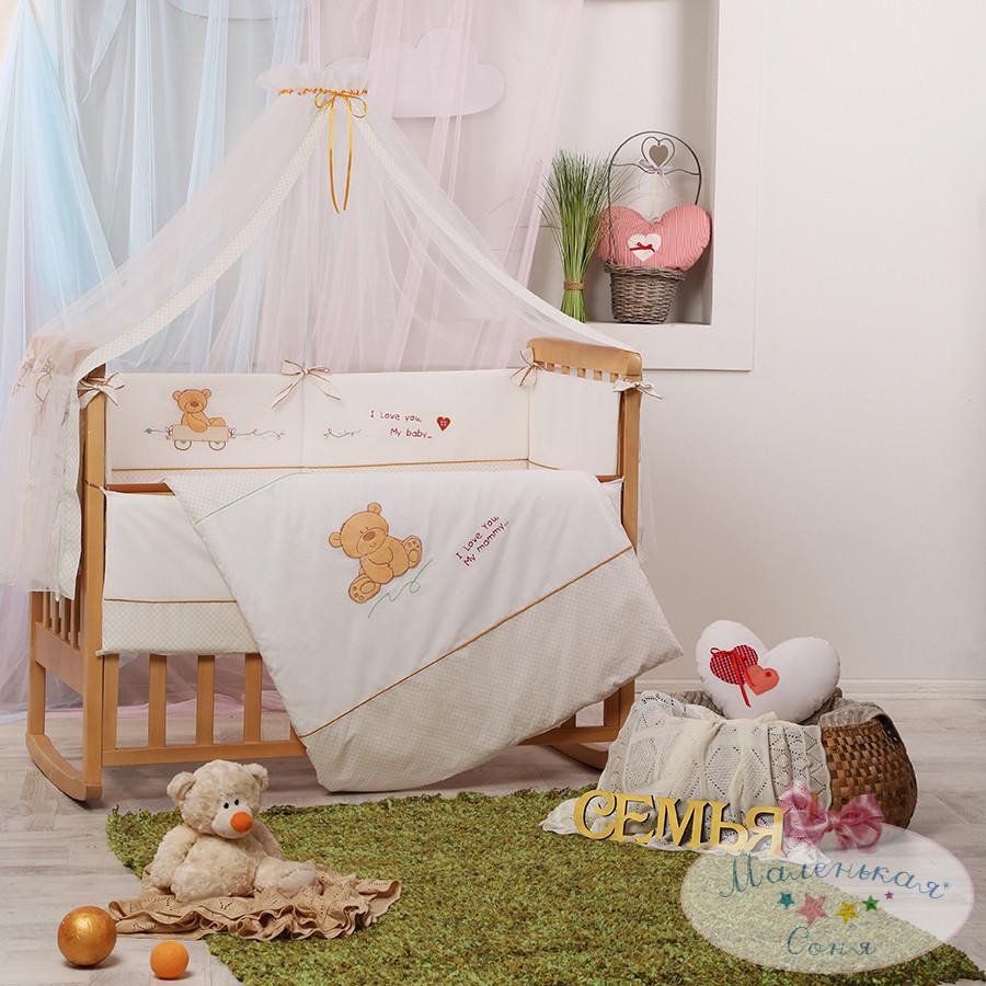 Детский постельный комплект My Mammy, Маленькая Соня