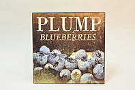 Декоративный Панно металл Blueberries