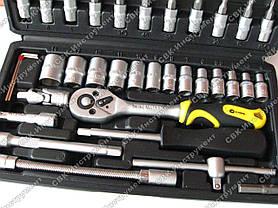 Набор инструментов Сталь АТ-4614 46 единиц, фото 2