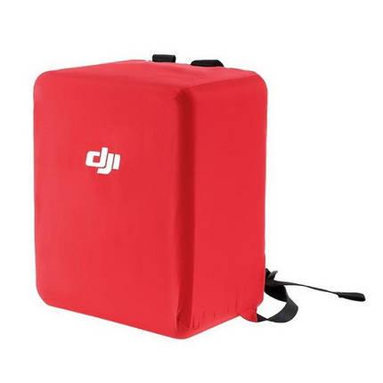 Чехол-рюкзак для Phantom 4 красный, фото 2