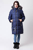 Зимнее пальто  для девочки zkd-3 (134-164р).