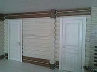 Дверь сосновая (белая)
