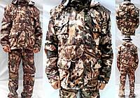Костюм камуфляж Охота-Рыбалка летний, камуфлированный костюм рыбацкий хлопок Х/Б размеры 48-62р