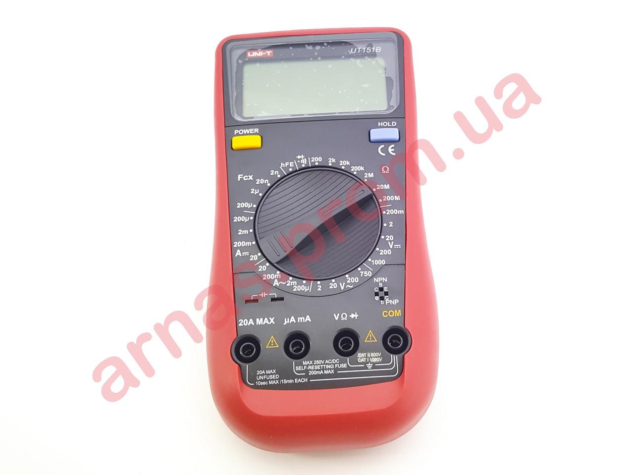 Мультиметр Unit UT151B цифровий