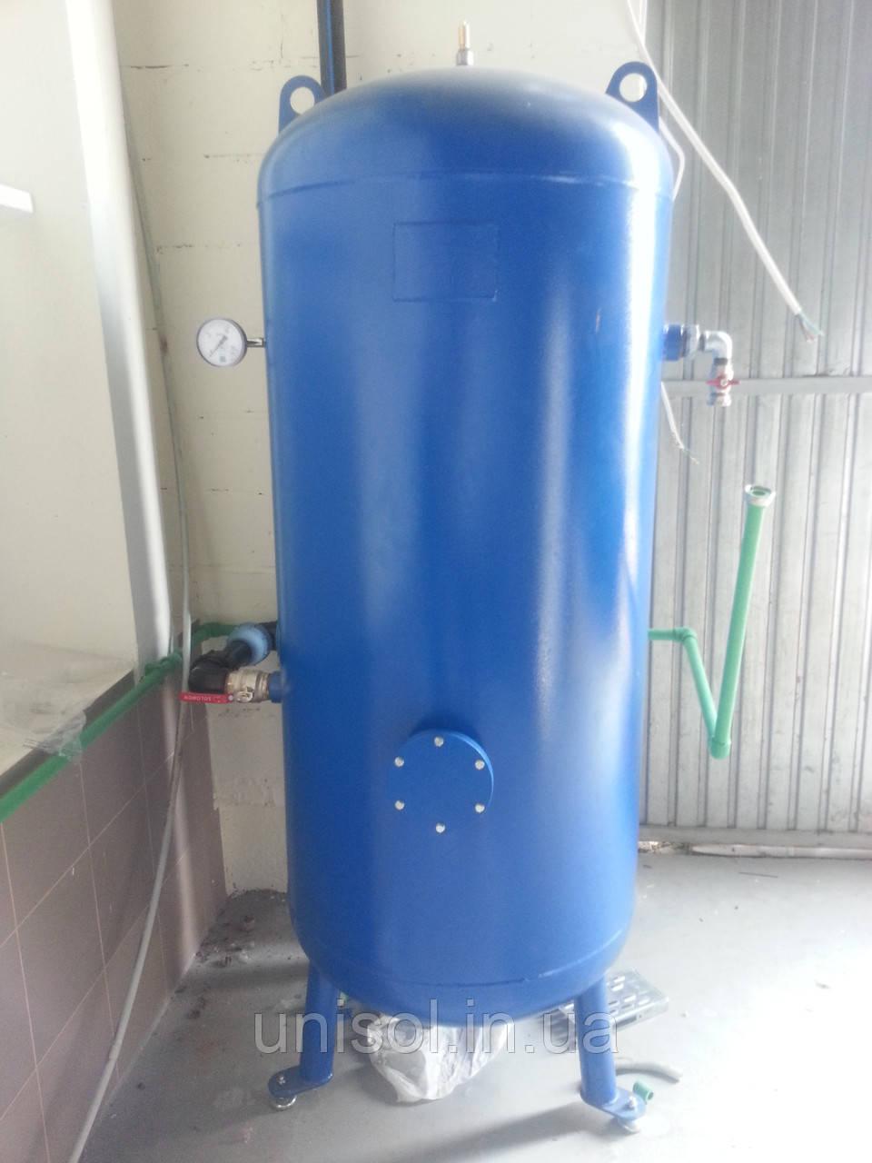 Ресивер для сжатого воздуха  900 литров в Украине