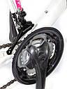 """Горный подростковый велосипед Azimut Camaro Girls 24"""", фото 2"""