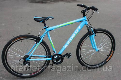 Горный велосипед Azimut Fly 29 GD рама 19