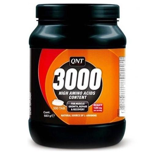 QNT Amino Acid 3000 300 таб