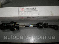 Вал карданный рулевого механизма Chery Tiggo T11 (Чери Тиго Т11)