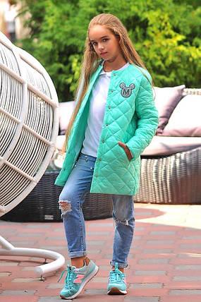 Куртка-пальто на кнопках, очень красивое, с нашивкой., фото 2