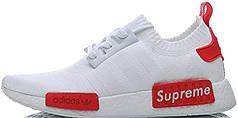 Мужские кроссовки Adidas NMD Supreme White