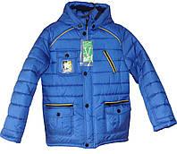 Подростковая куртка на мальчика. 42 рр.