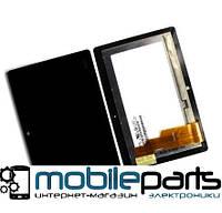 Оригинальный Дисплей + Сенсор (Модуль) для планшета Asus TF600 VivoTab (5234N) (С рамкой) (Черный)