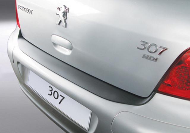 RBP293 Rear bumper protector Peugeot 307 2000-2007