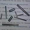 Штифт цилиндрический ГОСТ 3128-70, Ф6х40