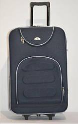 Чемодан дорожный сумка Bonro Lux (средний) темно-синий