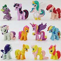 Фигурки май литл пони (my little pony)