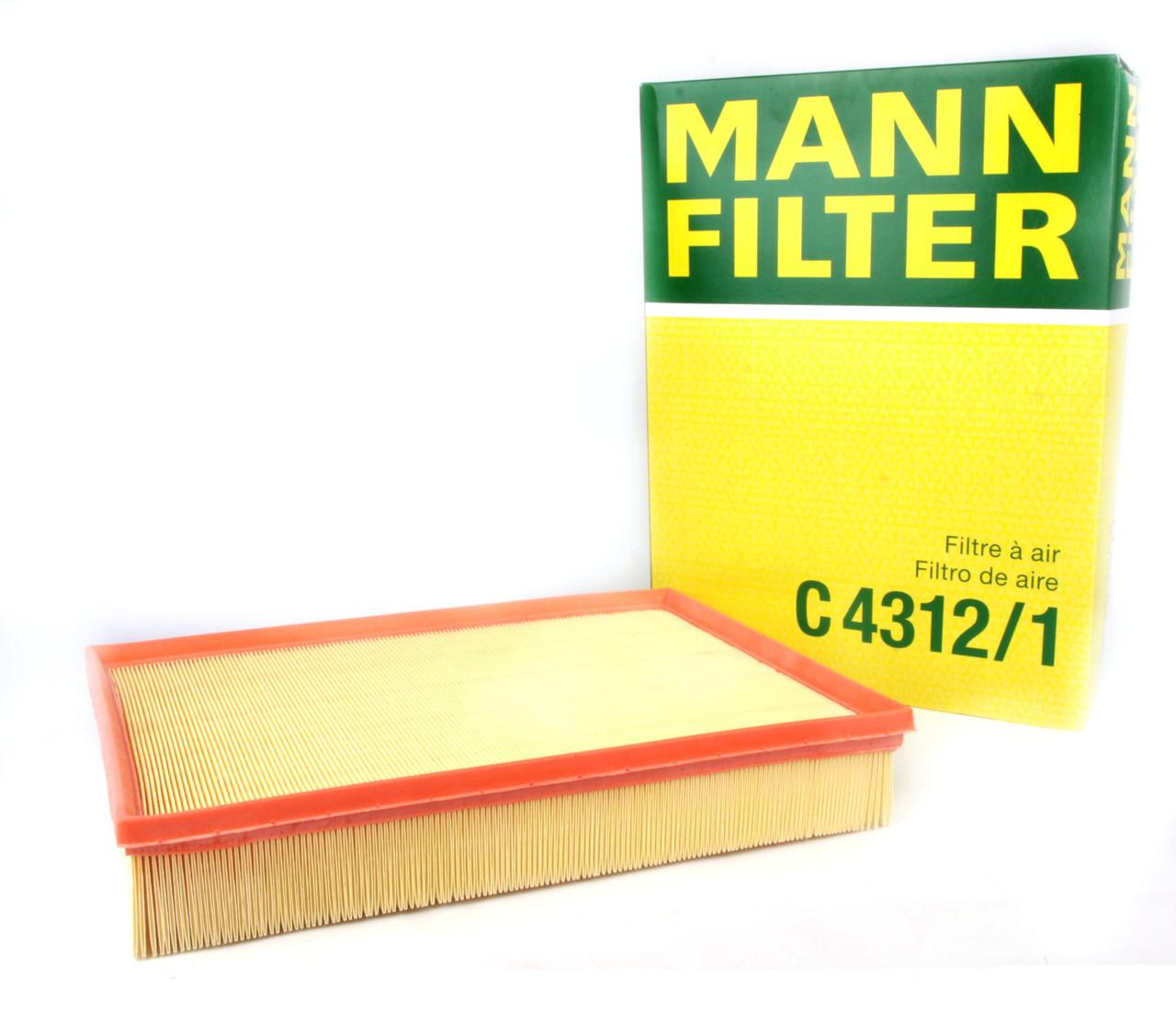 Фільтр повітряний MB Sprinter/VW Crafter, 06 - Mann