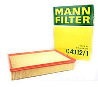 Фильтр воздушный MB Sprinter/VW Crafter, 06- Mann