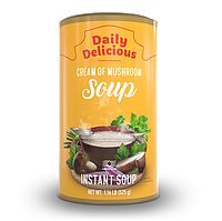 Дейли Делишес крем-суп с белыми грибами Daily Delicious Cream of Mushroom Soup -15 порций
