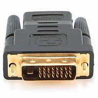 Переходник HDMI на DVI Cablexpert (M/F) A-HDMI-DVI-2