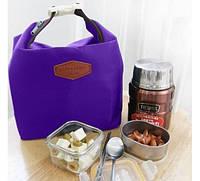 Термосумка для обедов и ланчей,сумка холодильник