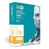Антивирус Eset Smart Securityv.9  1pk 5 комп. 12мес (електронная лицензия)