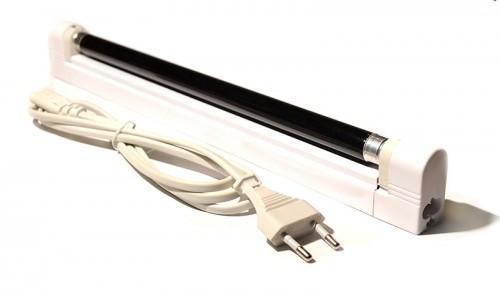 Лампа Вуда 8 Вт для выявления и диагностики заболеваний кожи человека и животных
