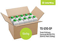 Тонер Colorway Samsung ML1210/1710 SERVICE PACK (10x1kg)