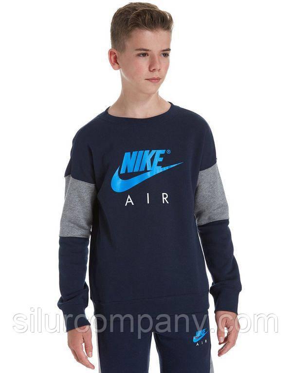 Спортивный костюм Найк со свитшотом для мальчика 6e380990d18