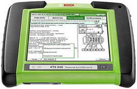 Мультимарочный автосканер BOSCH KTS, фото 2